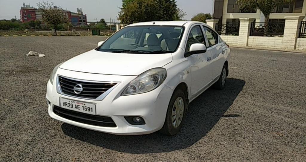 Nissan Sunny 2011-2014 Diesel XL
