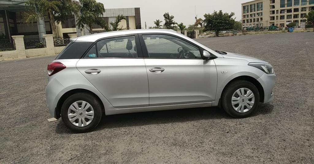 Hyundai Elite i20 2014-2015 Magna 1.4 CRDi