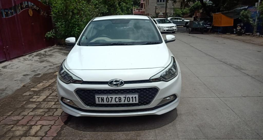 Hyundai Elite i20 1.2 Spotz