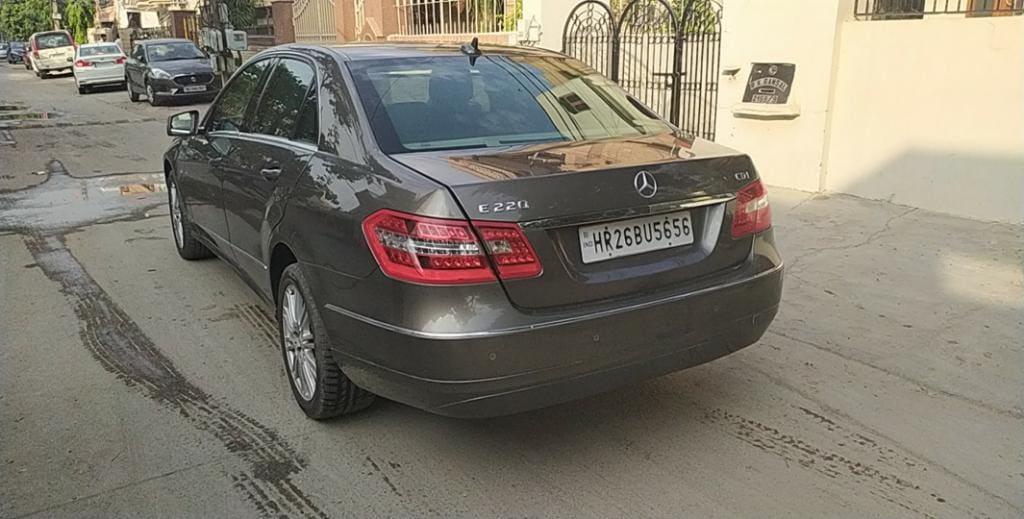 Mercedes-Benz E-Class 2009-2013 220 CDI