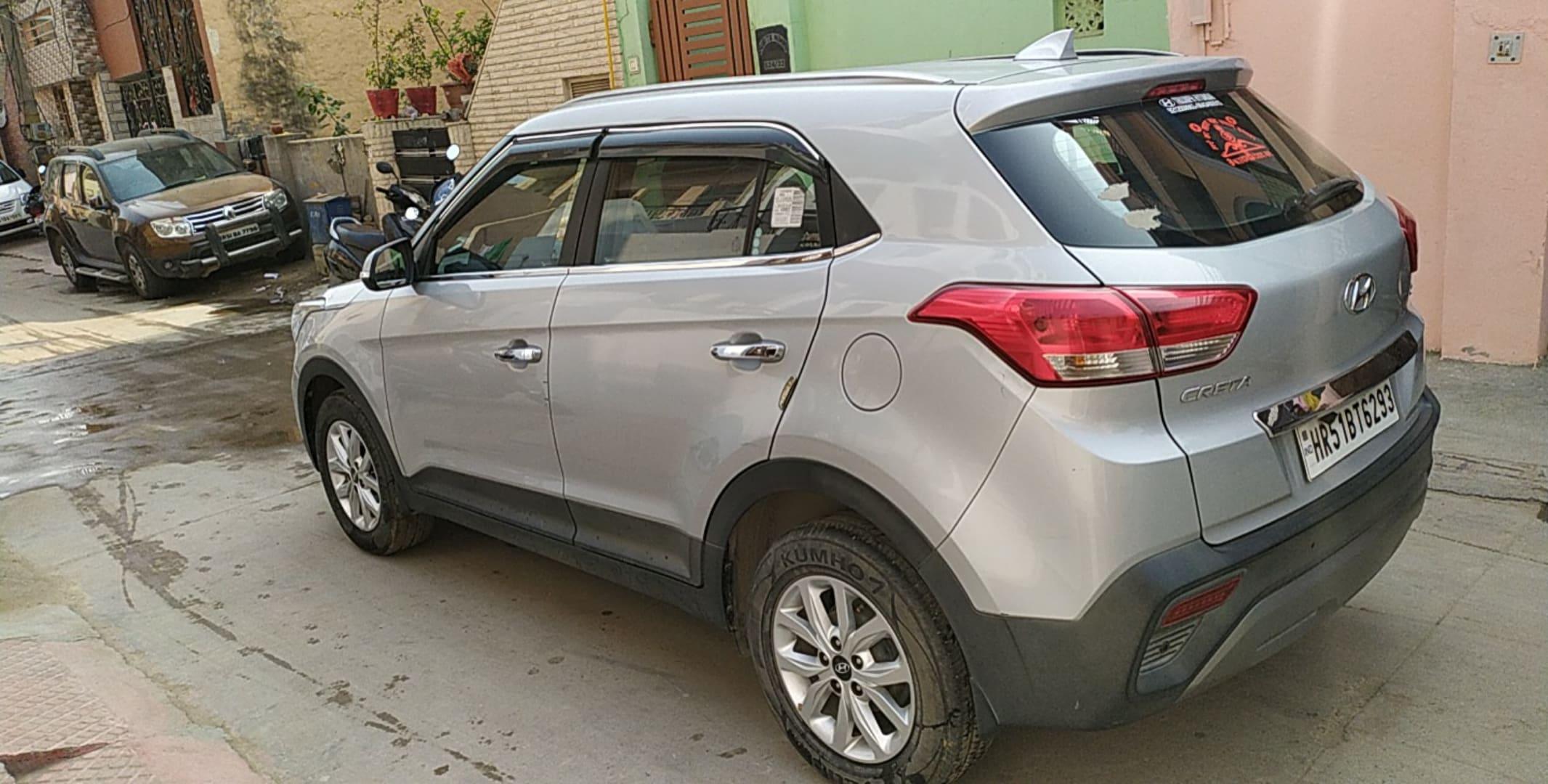 Hyundai Creta 1.6 CRDi SX Option