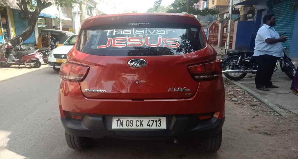 Mahindra KUV 100 2016-2017 mFALCON G80 K2 Plus