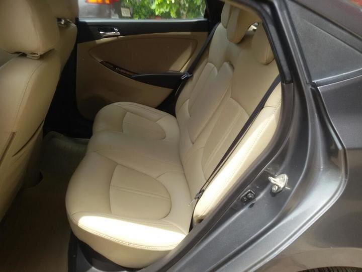 Hyundai Verna 2011-2015 1.6 SX