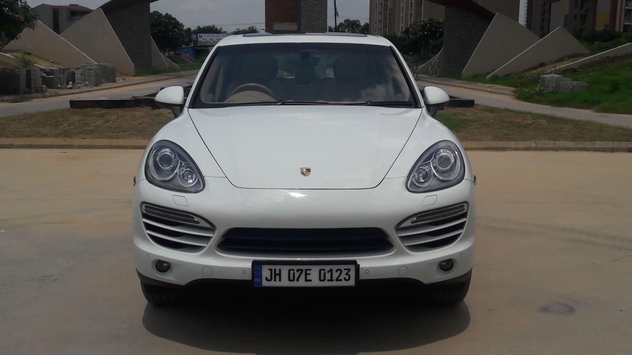 Used Porsche Cayenne 2003 2009 Diesel Platinum Edition 1142453