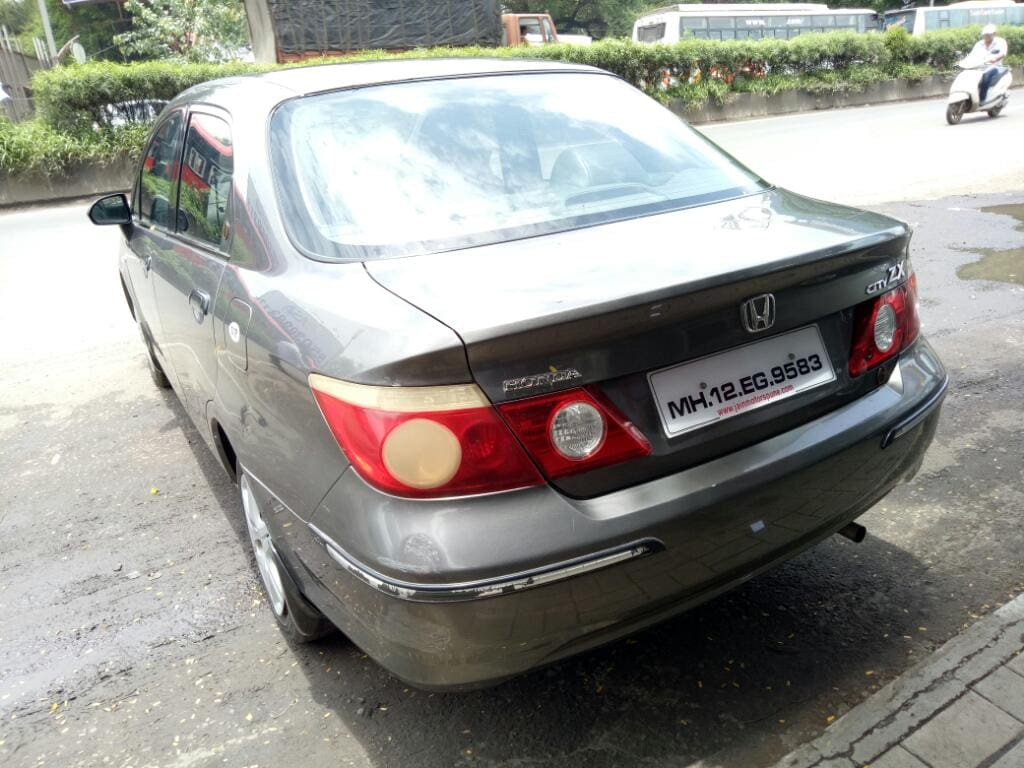 Honda City ZX EXi