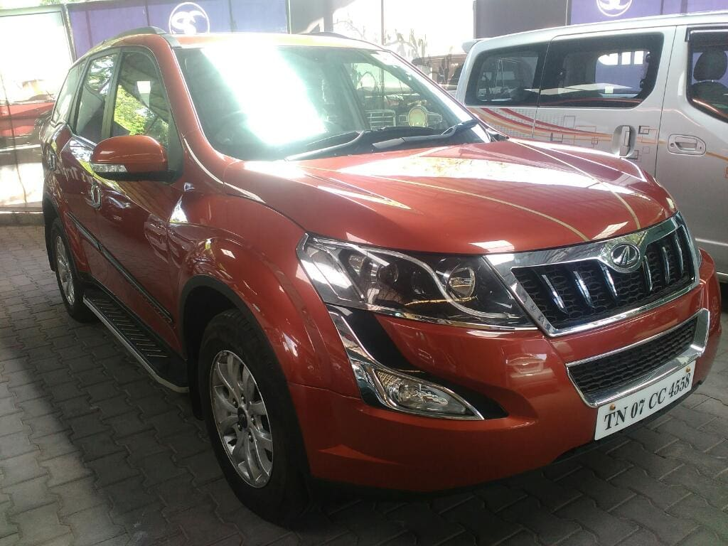 Image result for where to buy used Mahindra XUV500 in Bangalore