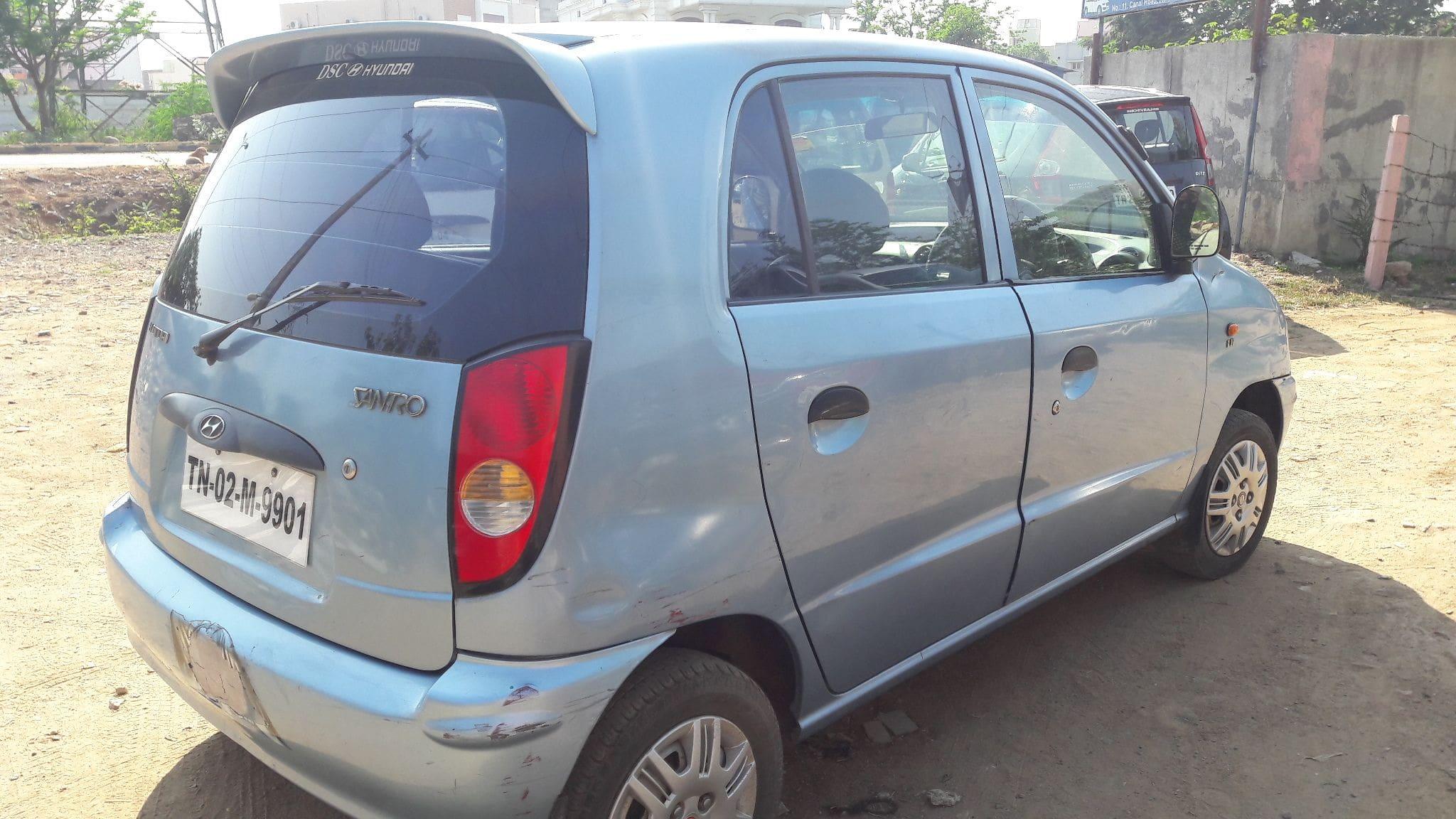 Hyundai Car Repair Chennai