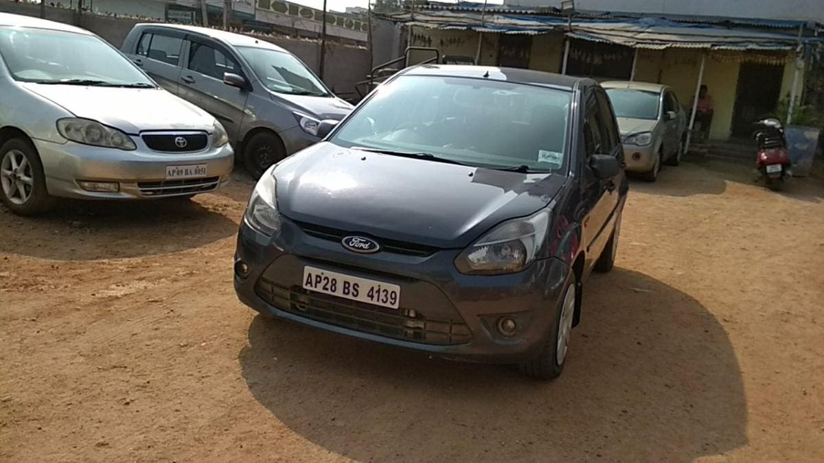 Ford Figo 2010-2012 Diesel EXI