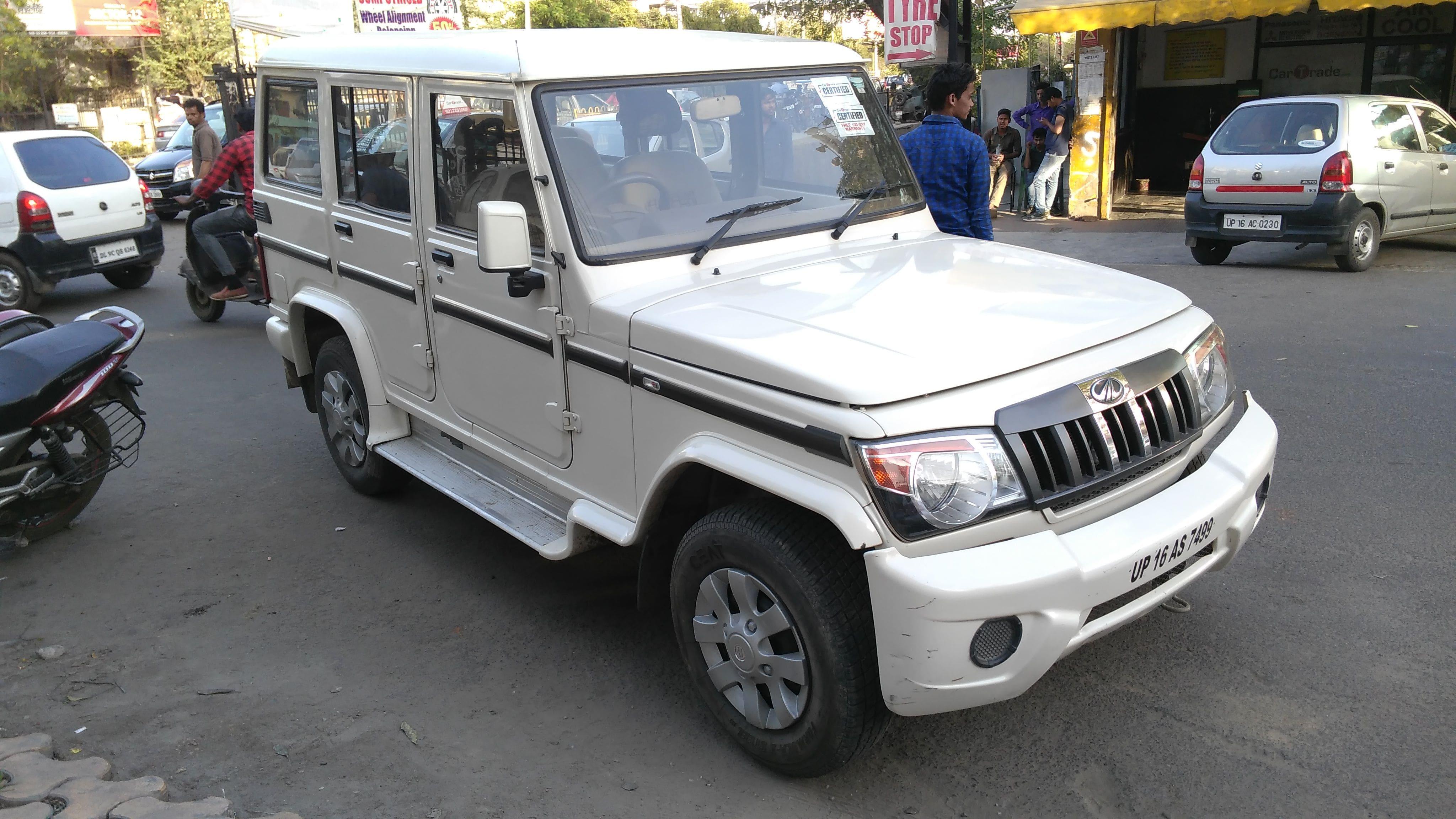 Bolero Car Price In Kolkata