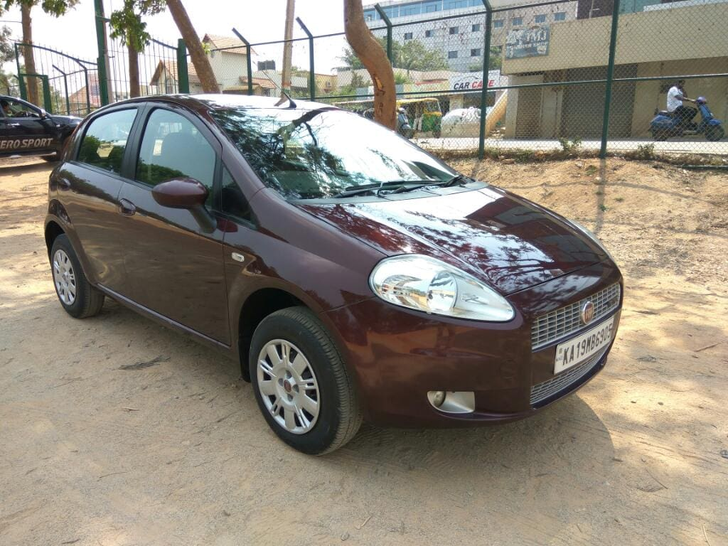 Image result for search for used Fiat Punto in Bangalore