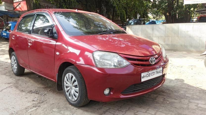 Toyota Etios Liva 1.2 G