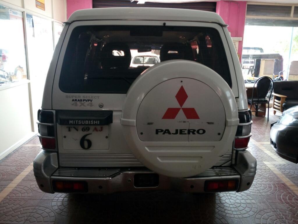 Used Mitsubishi Pajero 2002 2012 28 SFX 1420219