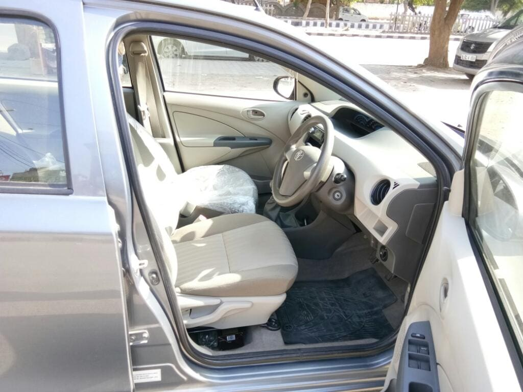 Toyota Etios 2014-2016 GD