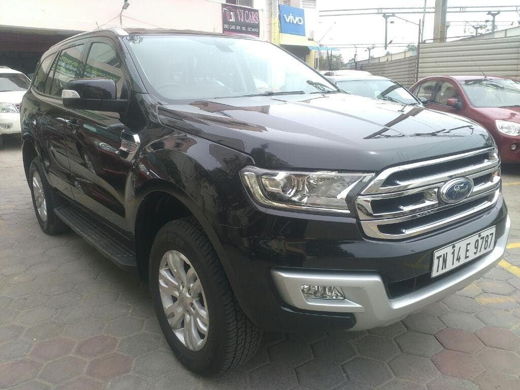 Ford Endeavour 2.2 Trend AT 4X2