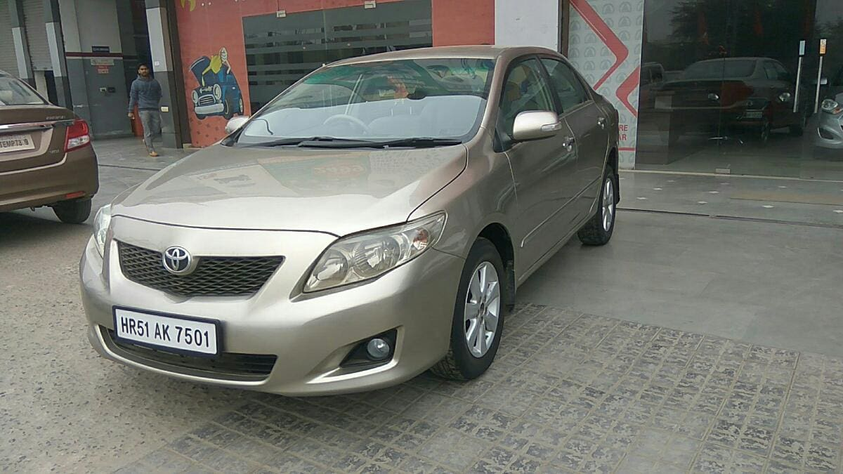 Toyota Corolla Altis 2010-2013 Diesel D4DG