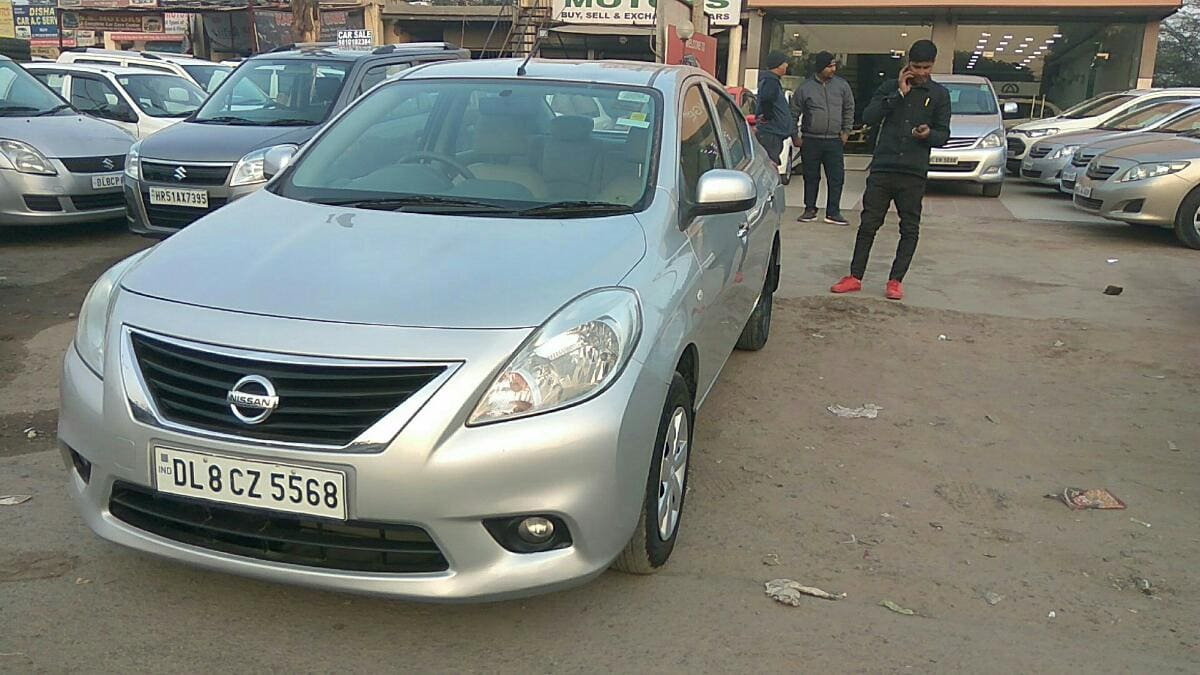 Nissan Sunny 2011-2014 XL AT Special Edition