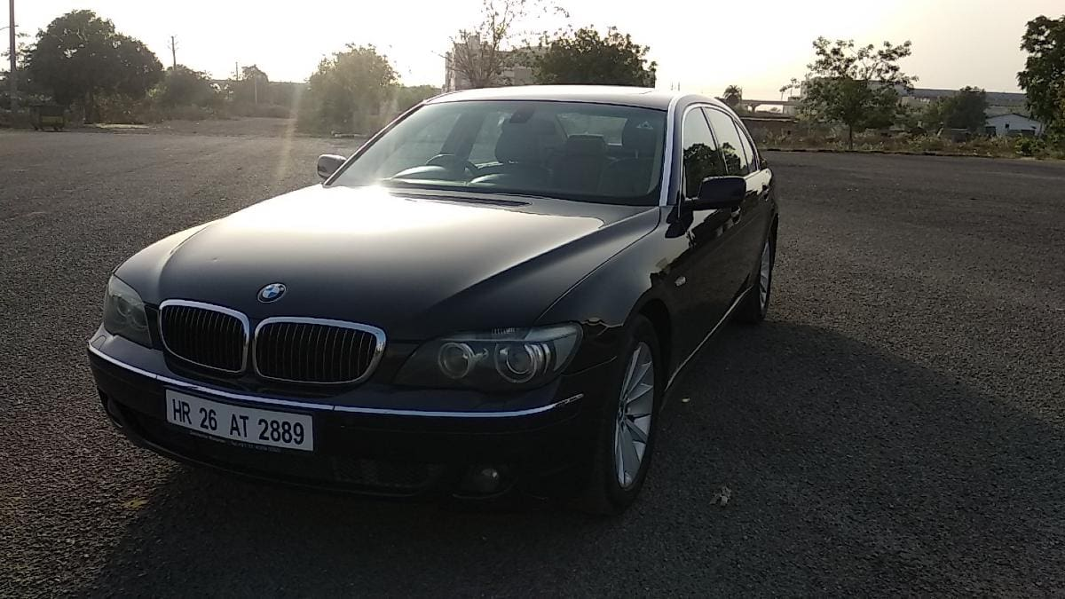 BMW 7 Series 2007-2012 730Ld