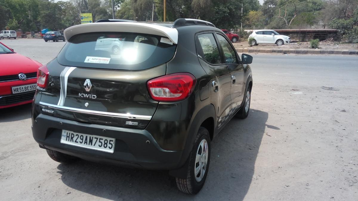 Renault KWID Reloaded AMT 1.0