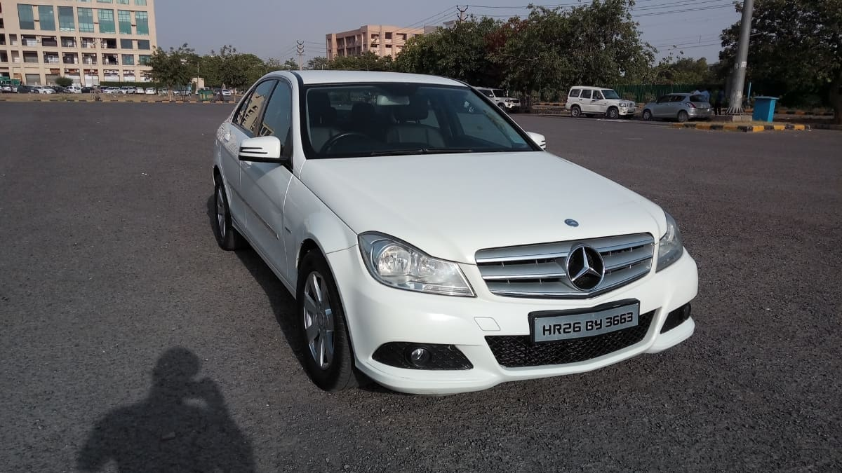 Mercedes-Benz C-Class C 220 CDI Elegance AT