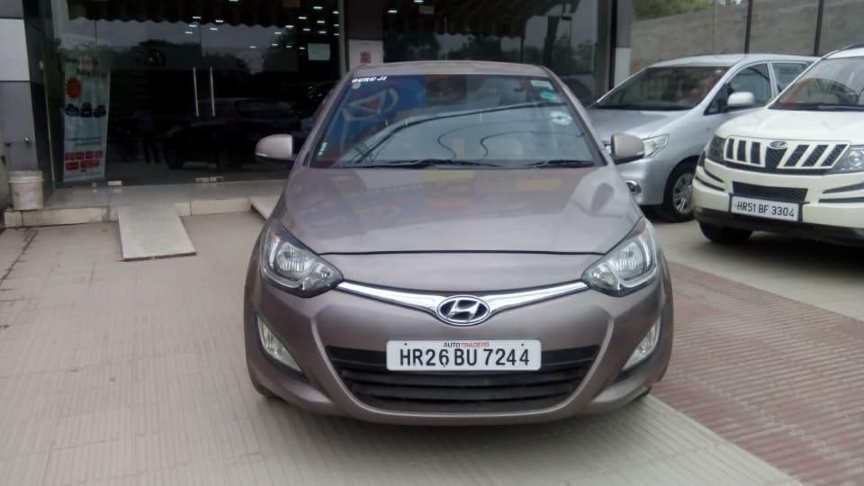 Hyundai i20 2012-2014 Sportz AT 1.4