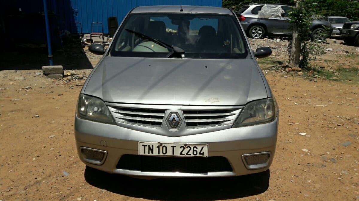 Mahindra Renault Logan 1.5 DLE BSIV Diesel