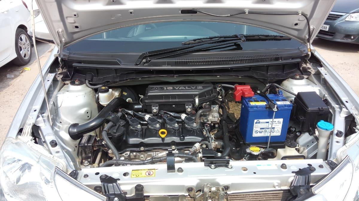 Toyota Etios Cross 1.2L G