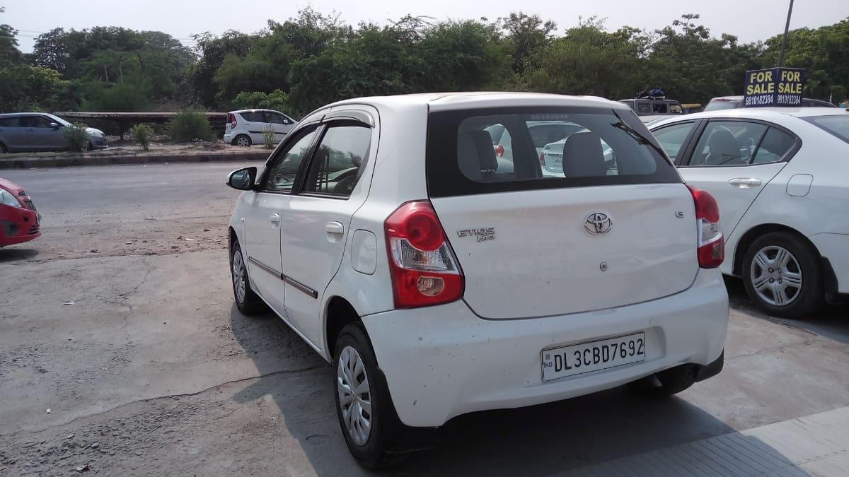 Toyota Etios Liva 2014-2016 G