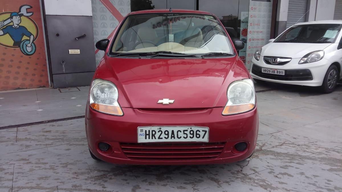 Chevrolet Spark 2007-2012 1.0 LS