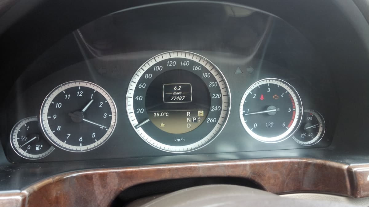 Mercedes-Benz E-Class E 220 d