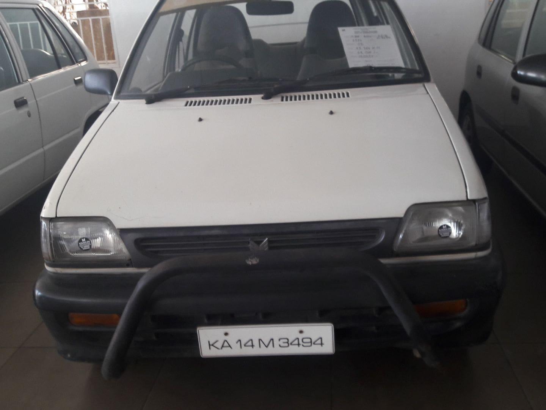 Maruti Omni Used Cars In Mysore