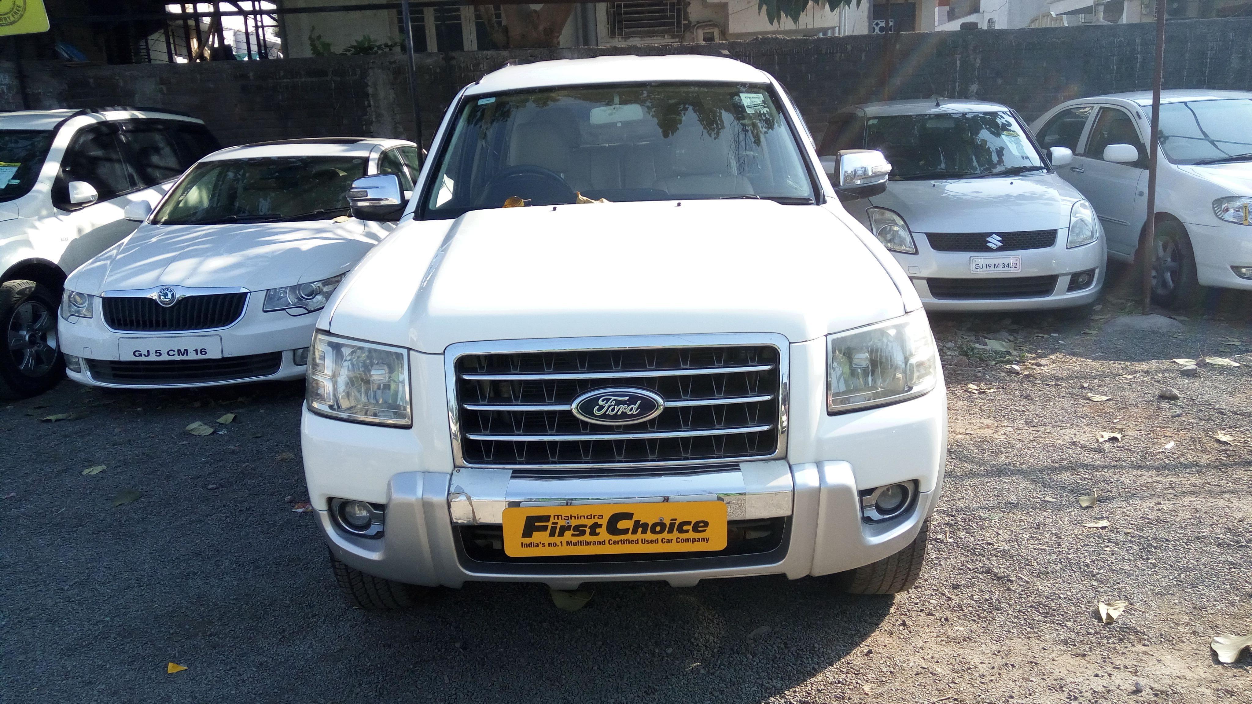 Ford Endeavour 2009-2014 2.5L 4X2 & Used Ford Endeavour 2009 2014 25L 4X2 1269825 markmcfarlin.com