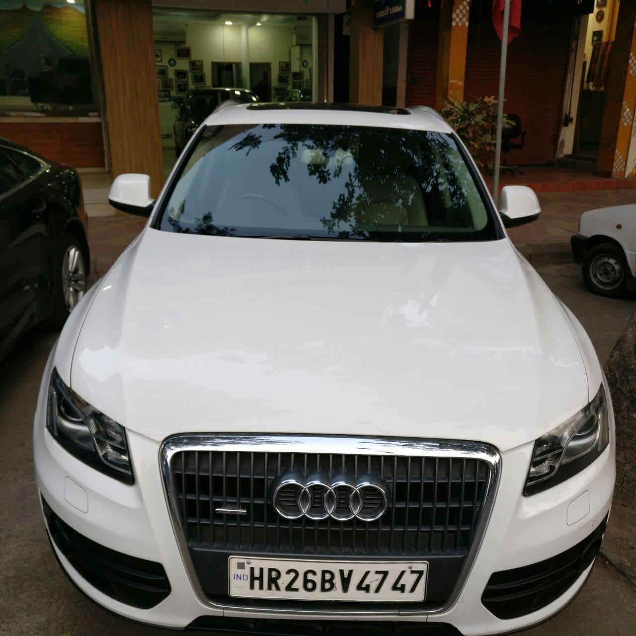 Audi Q5 Price, Specs, Review, Pics & Mileage In India