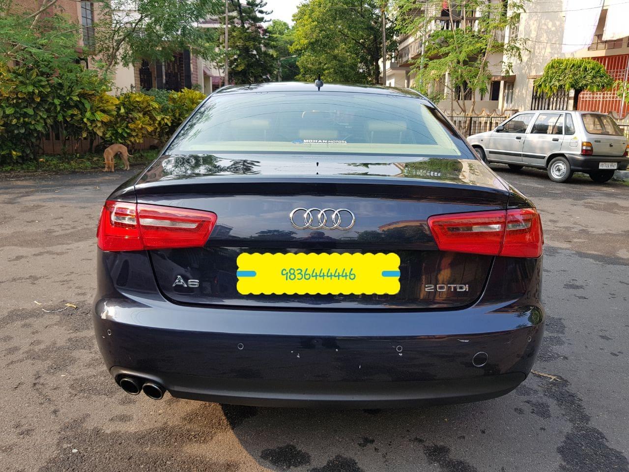 Audi A6 2011-2015 2.0 TDI Premium Plus
