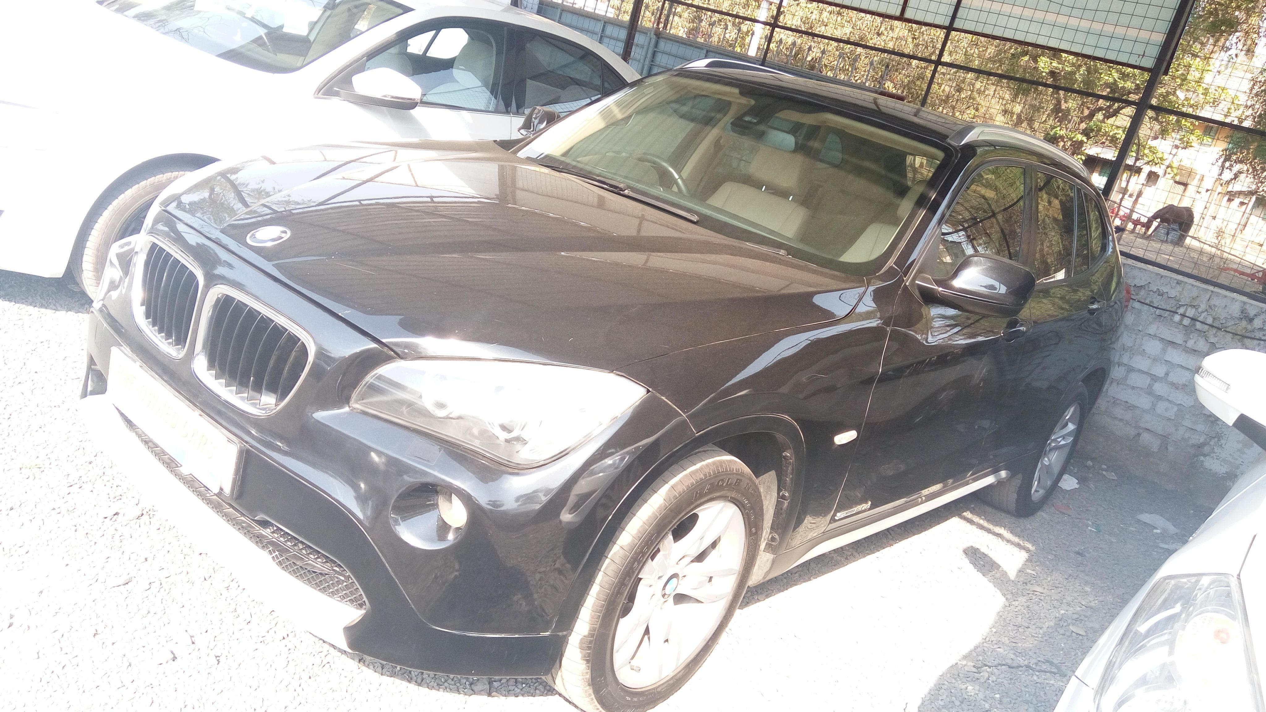 BMW X1 2010-2012 sDrive 20d Exclusive
