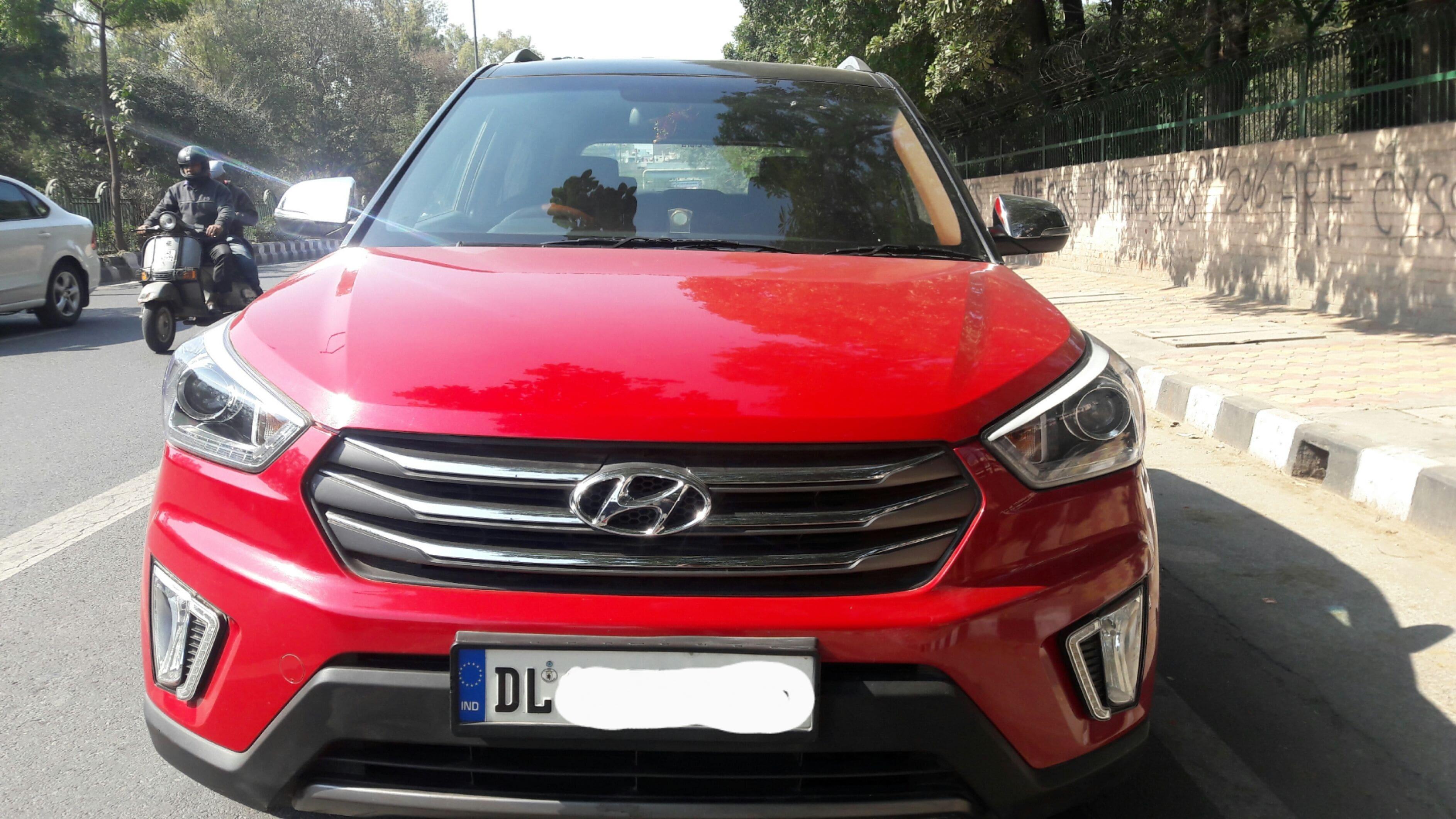 Used Hyundai Creta