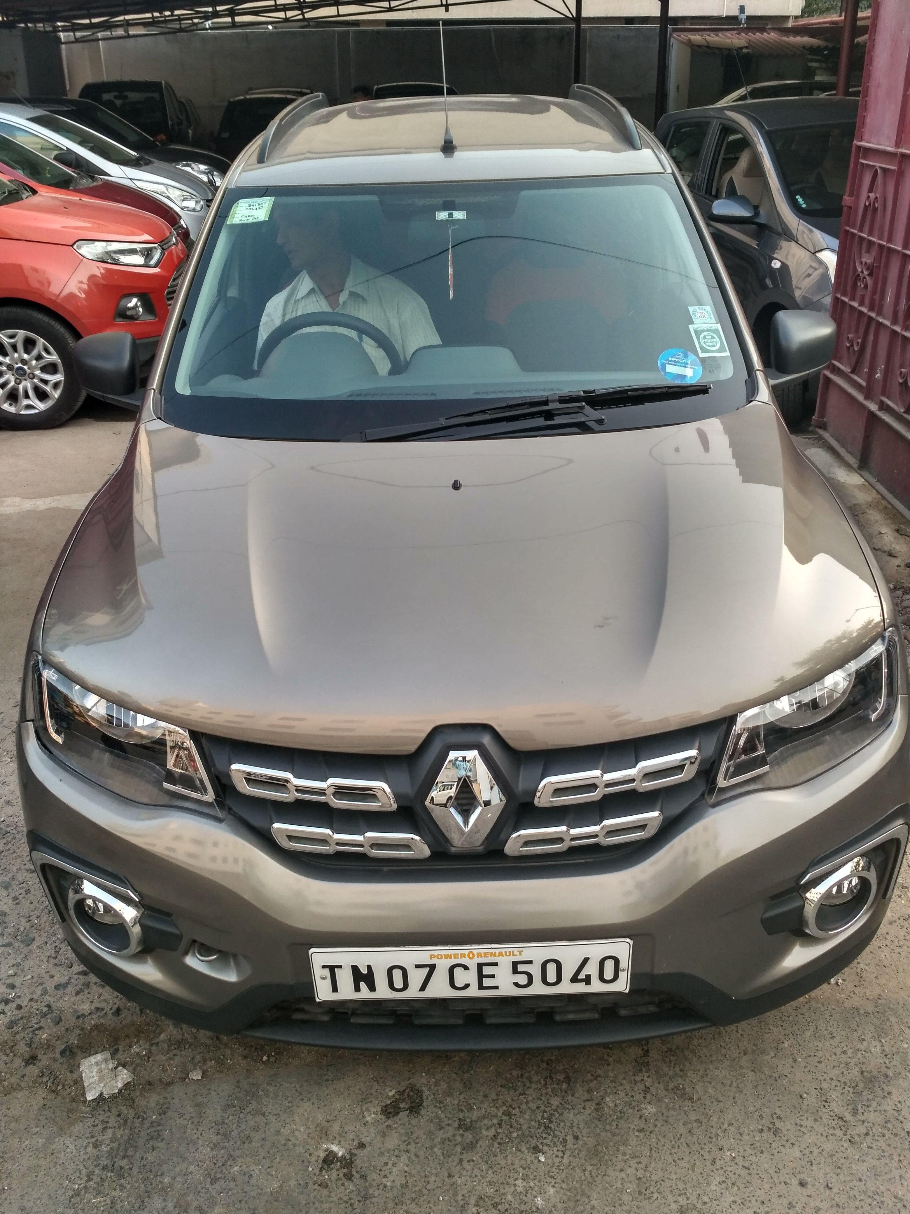 Used Renault Kwid