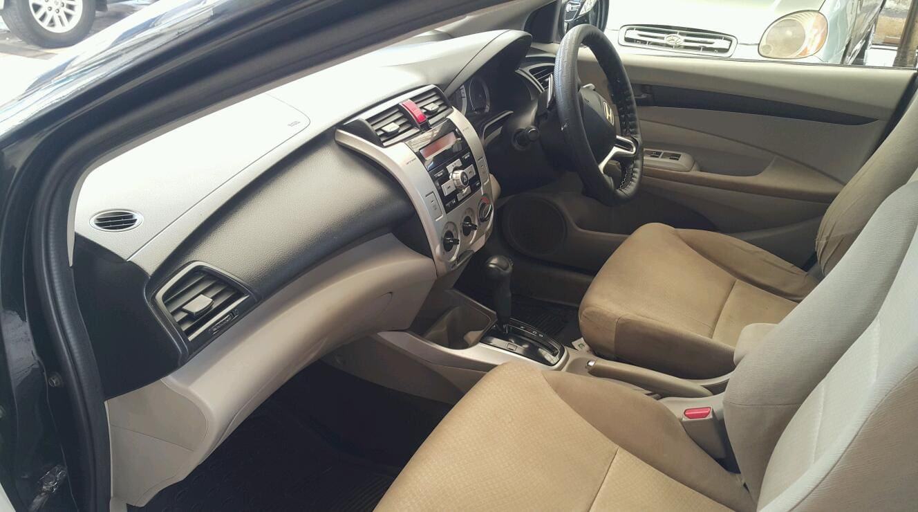 Honda City 1.5 S AT