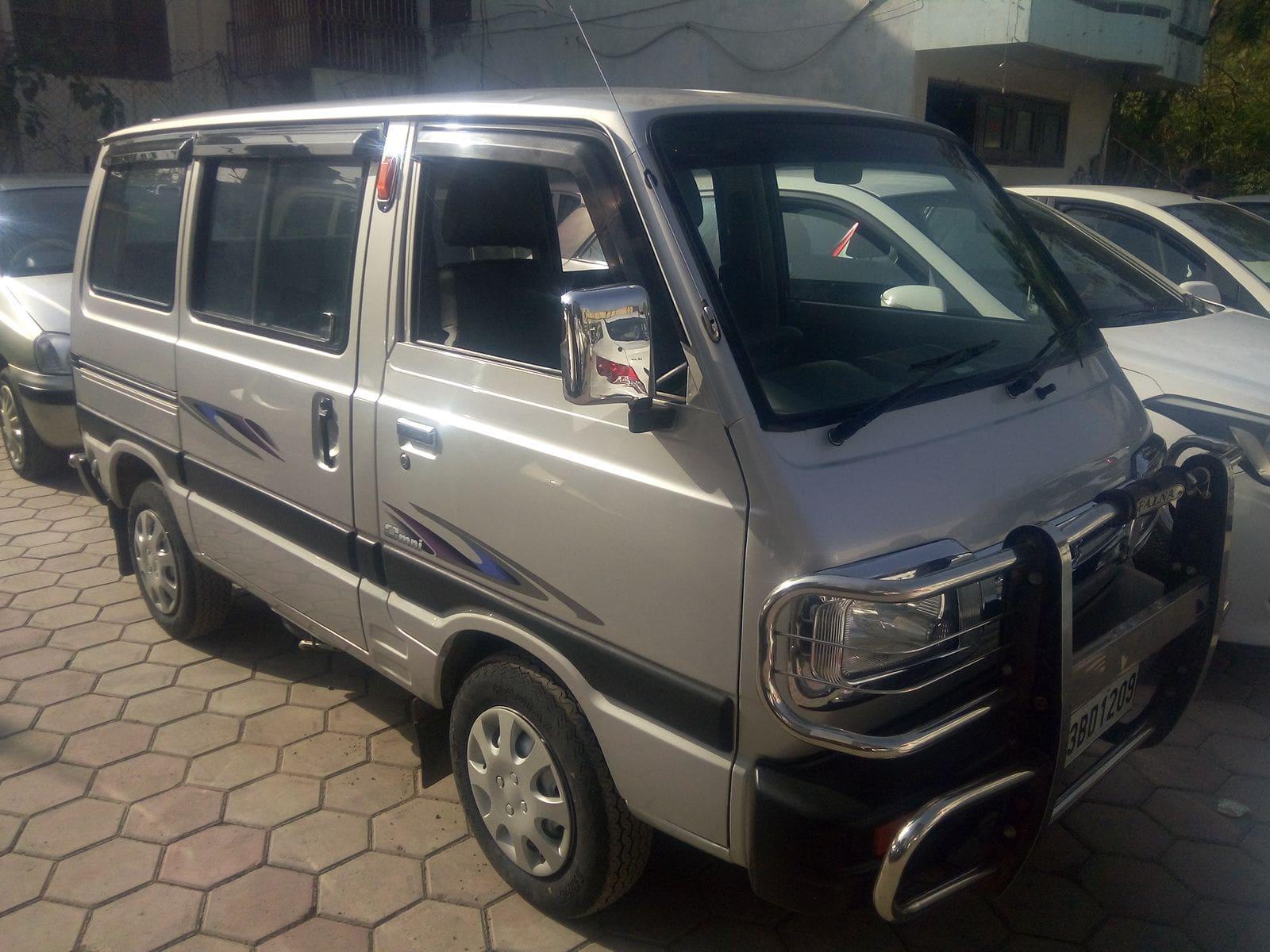 Used Maruti Omni