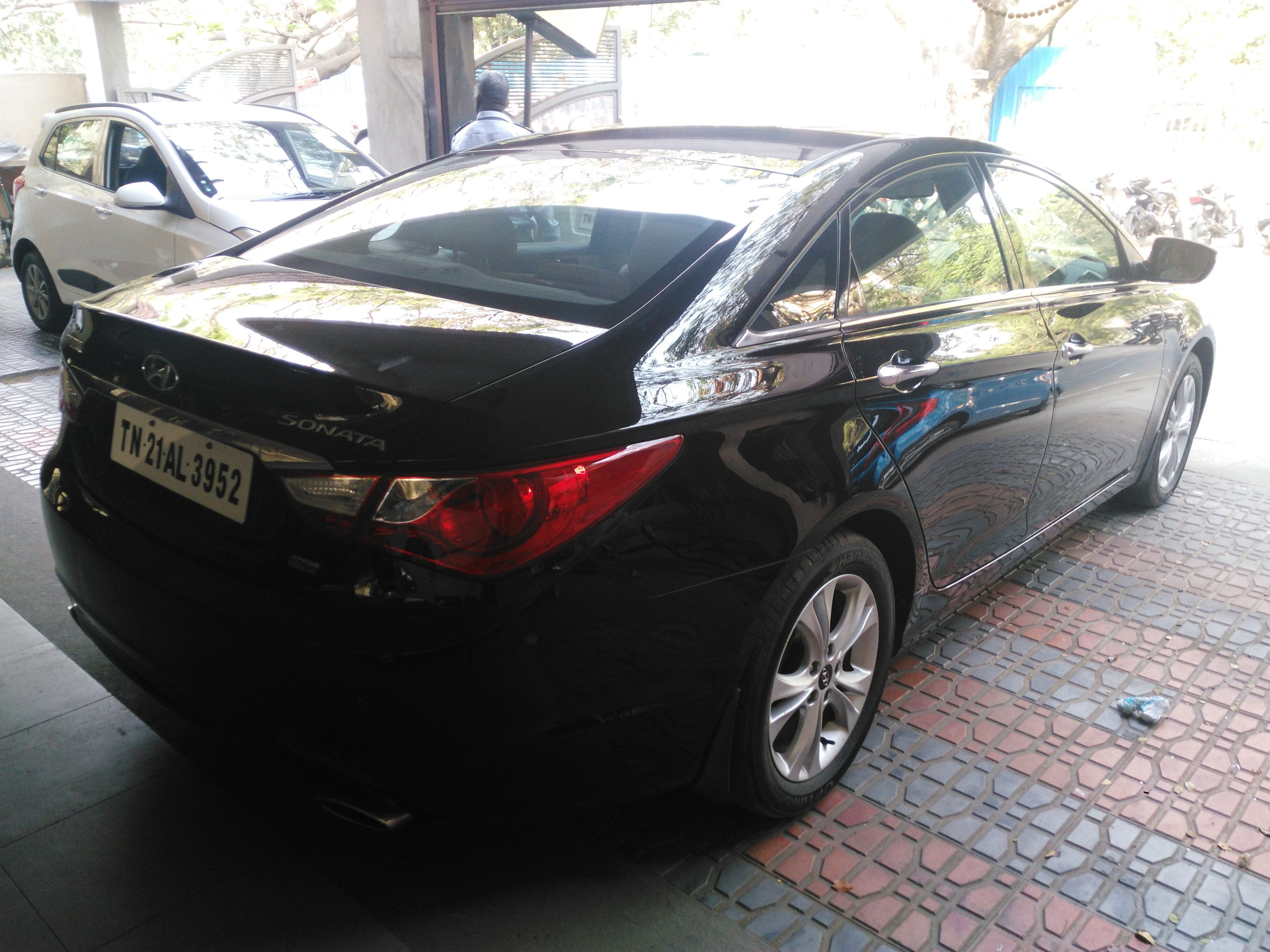 Hyundai Sonata Embera 2.4L MT