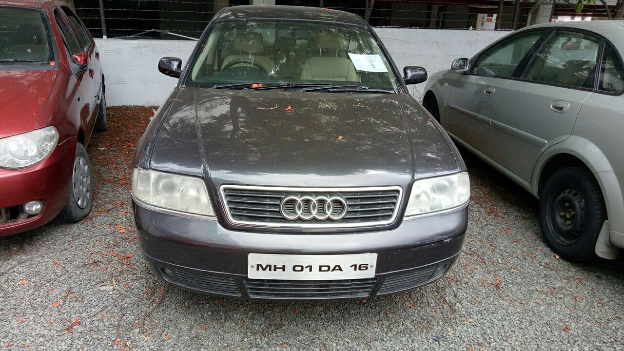 Audi A6 35 TDI Matrix