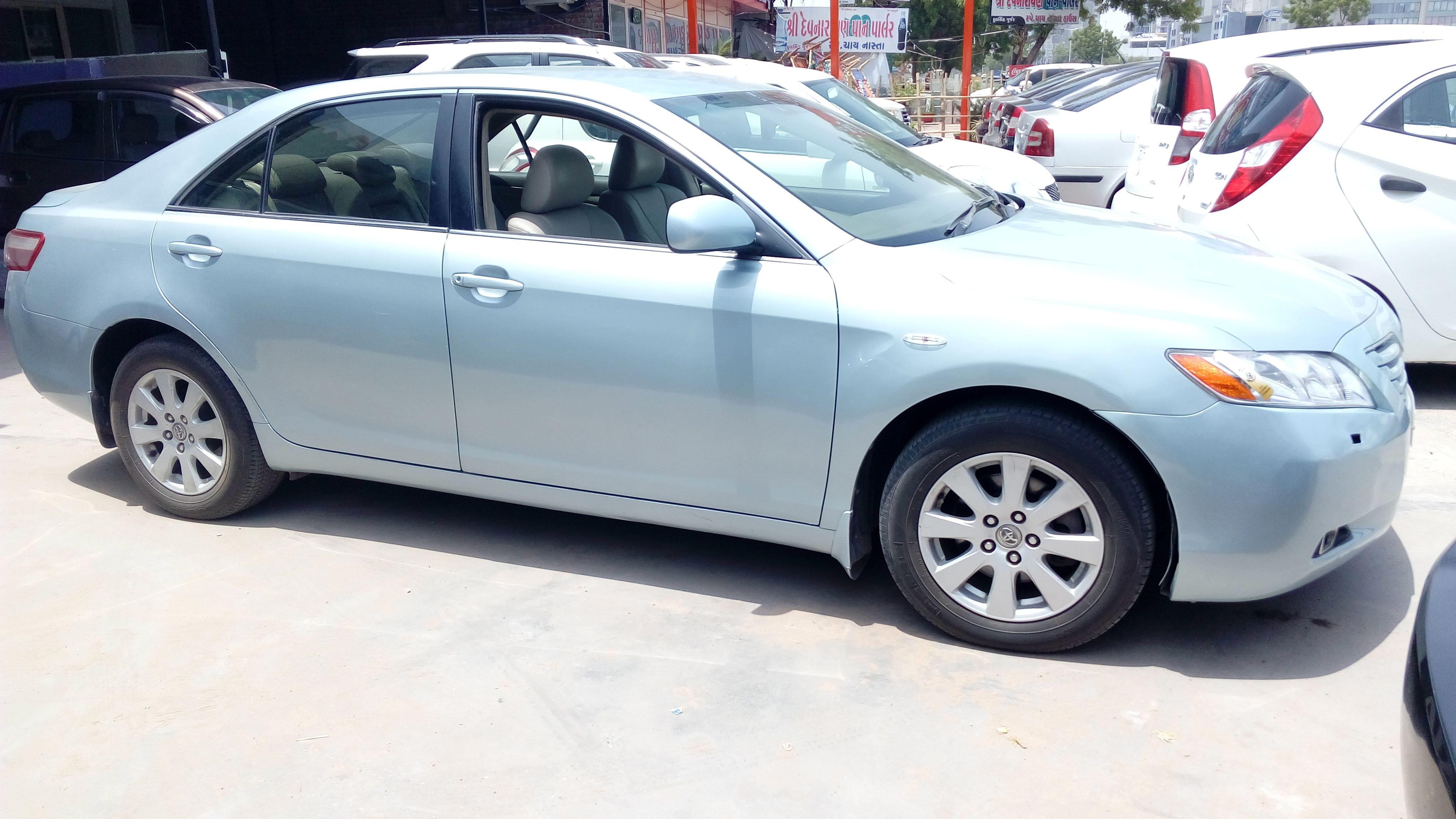 Toyota Camry 2002-2011 W3 (MT)
