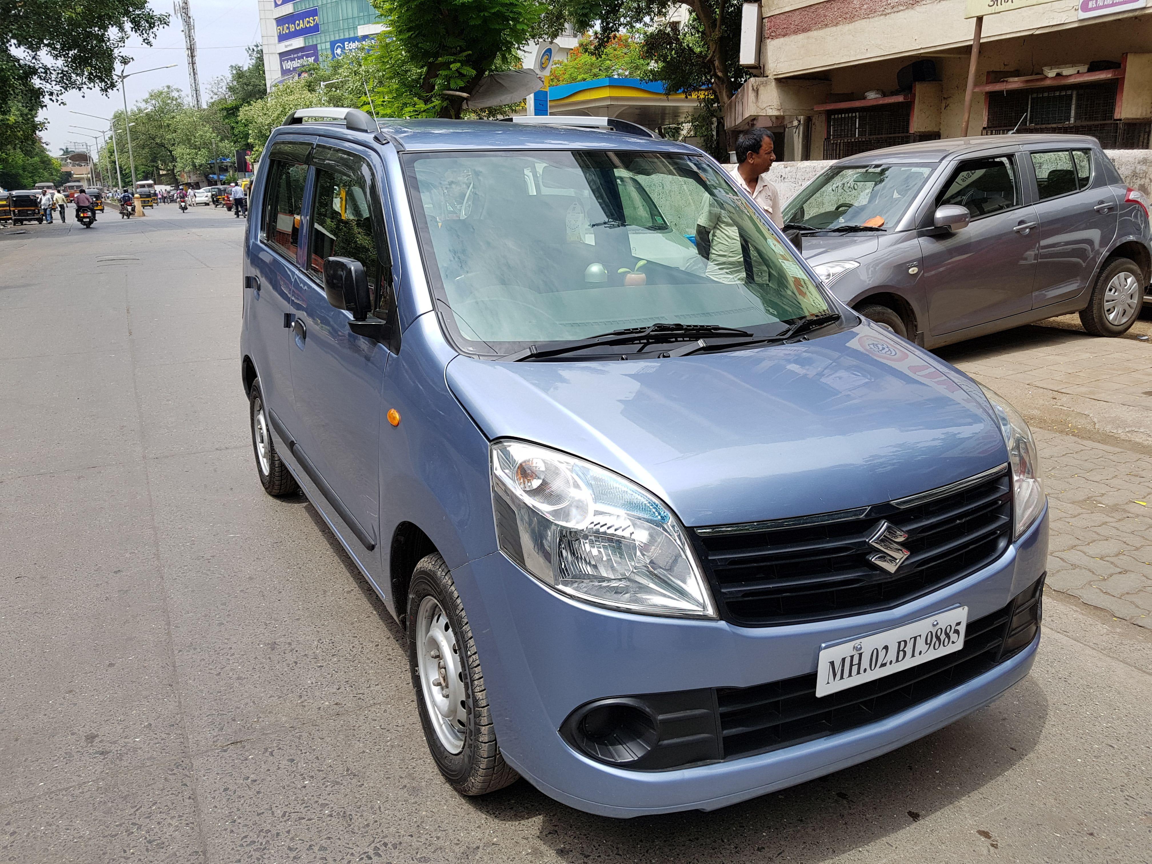 Maruti Wagon R 2010-2012 LXI BS IV