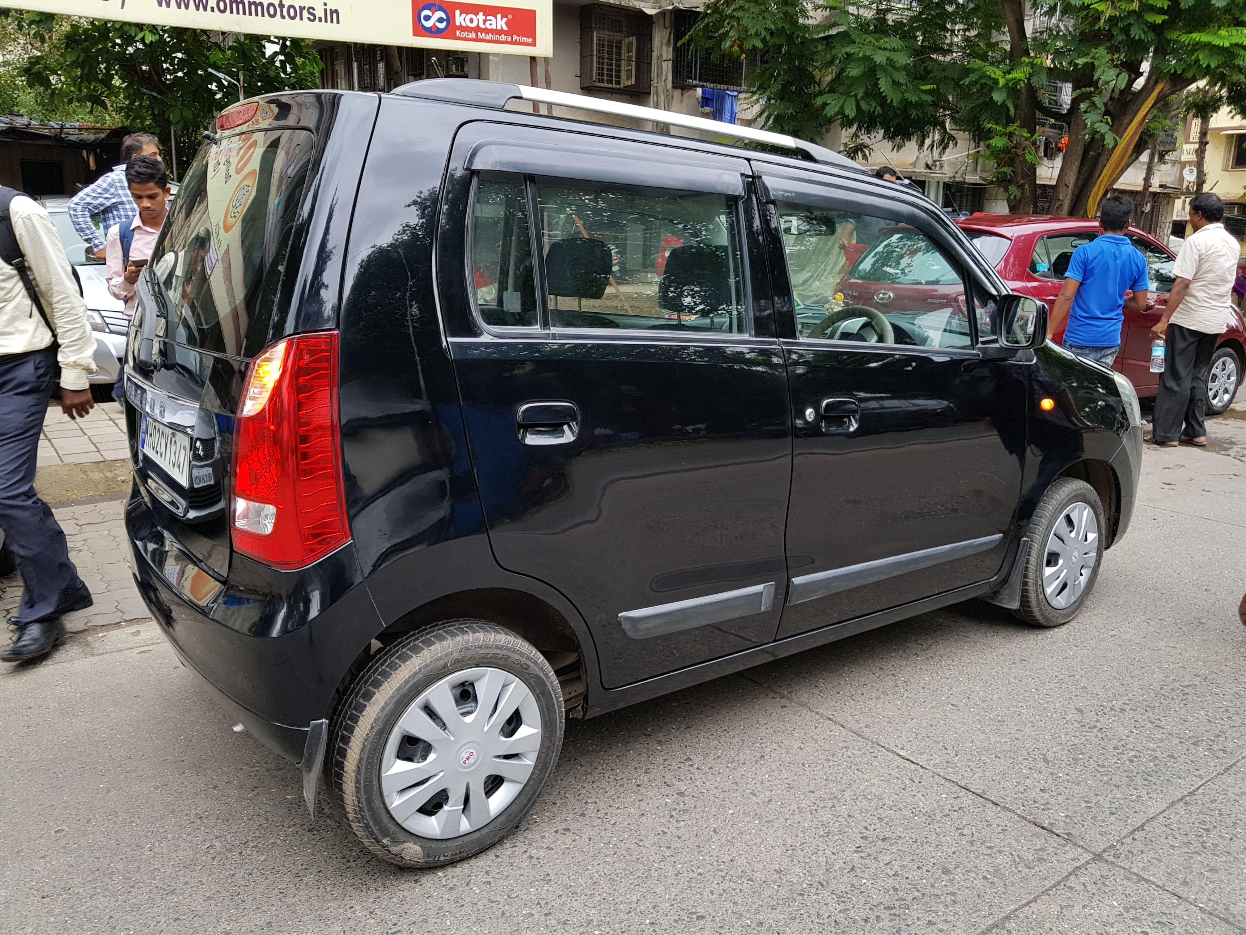 Maruti Wagon R 2010-2012 VXi BSII