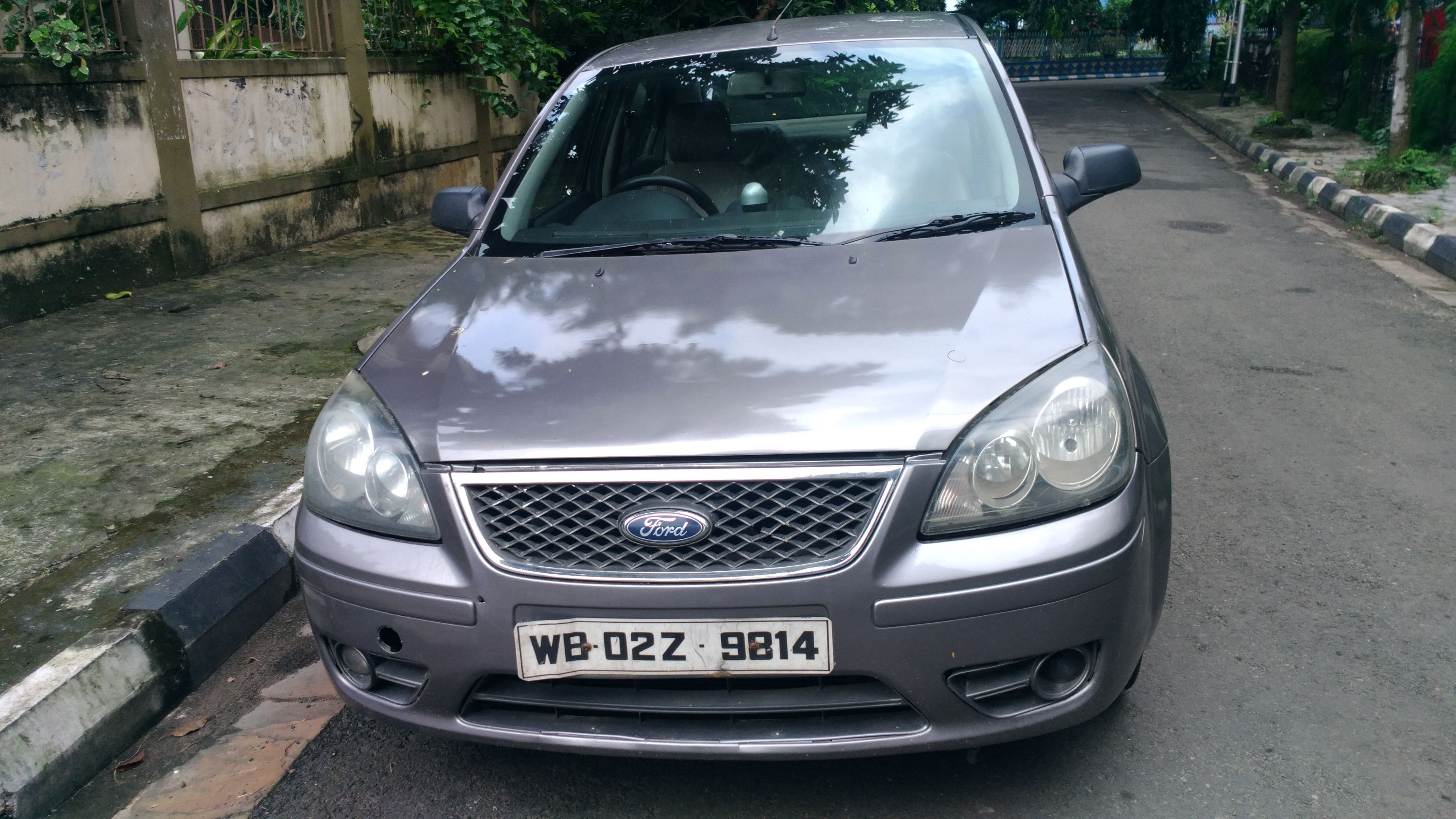 Ford Fiesta 2004-2008 1.4 TDCi EXI