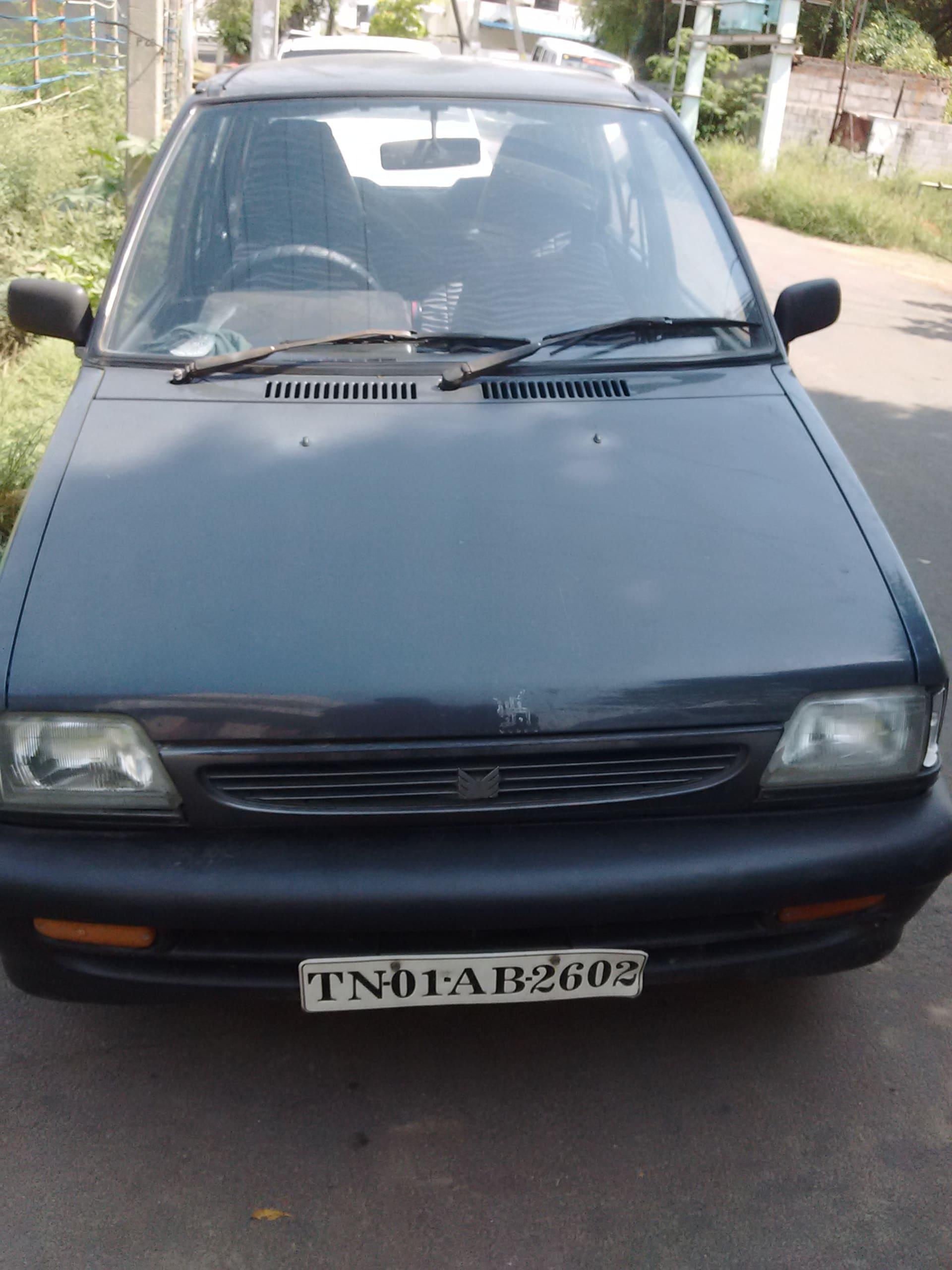Used Maruti 800