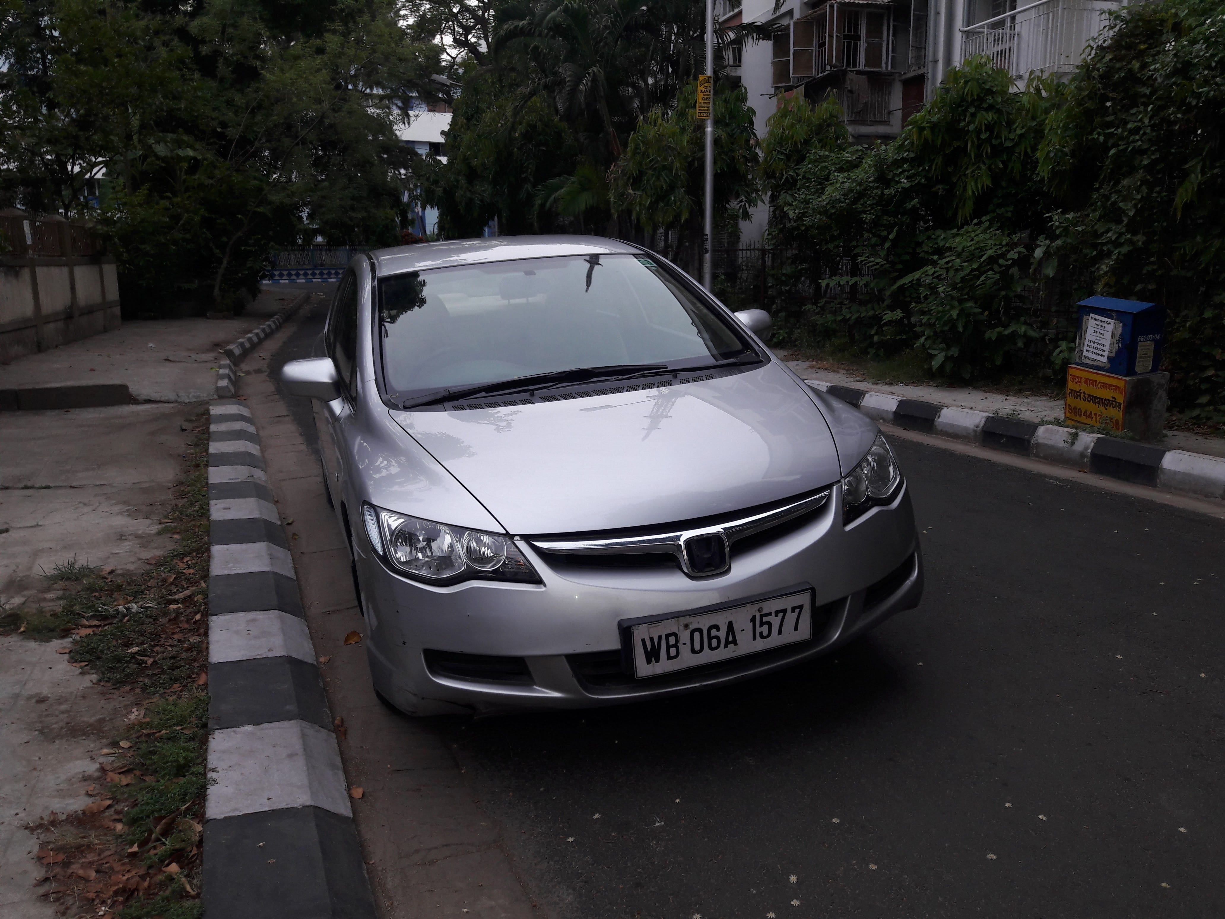 Honda Civic 2006-2010 1.8 S MT