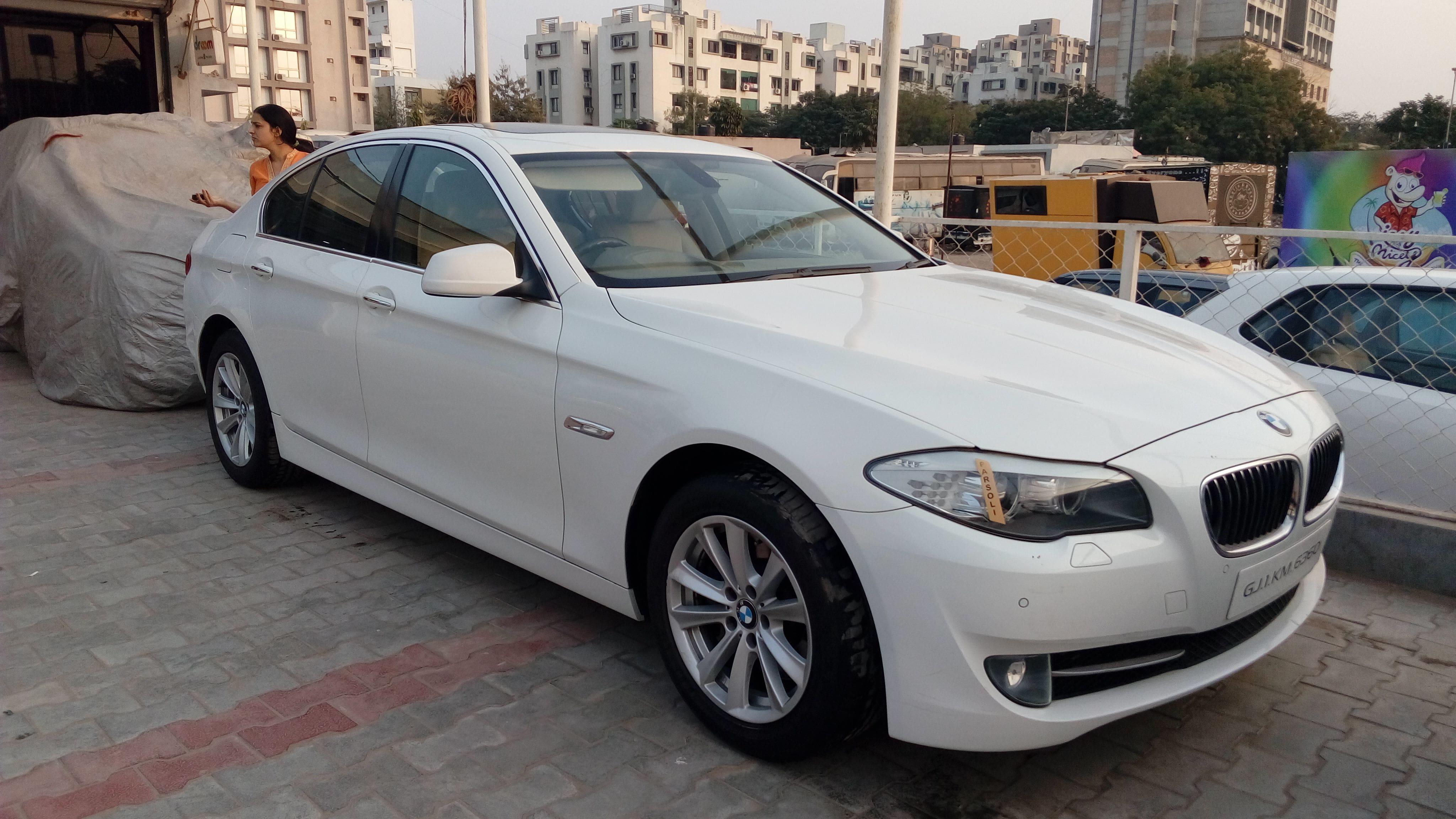BMW 5 Series 2010-2013 530d
