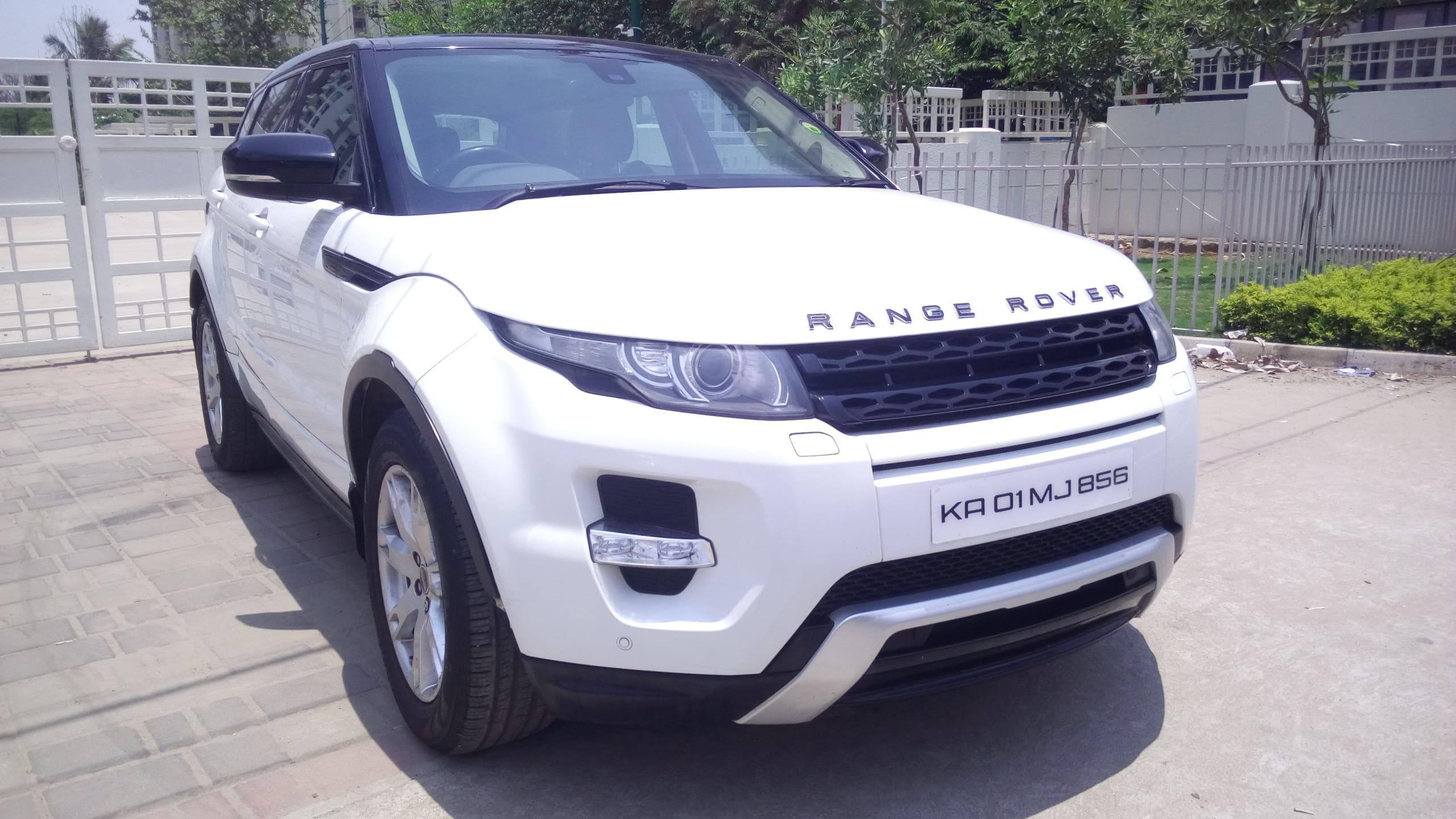 land rover infinity range landrover car evoque used dynamic
