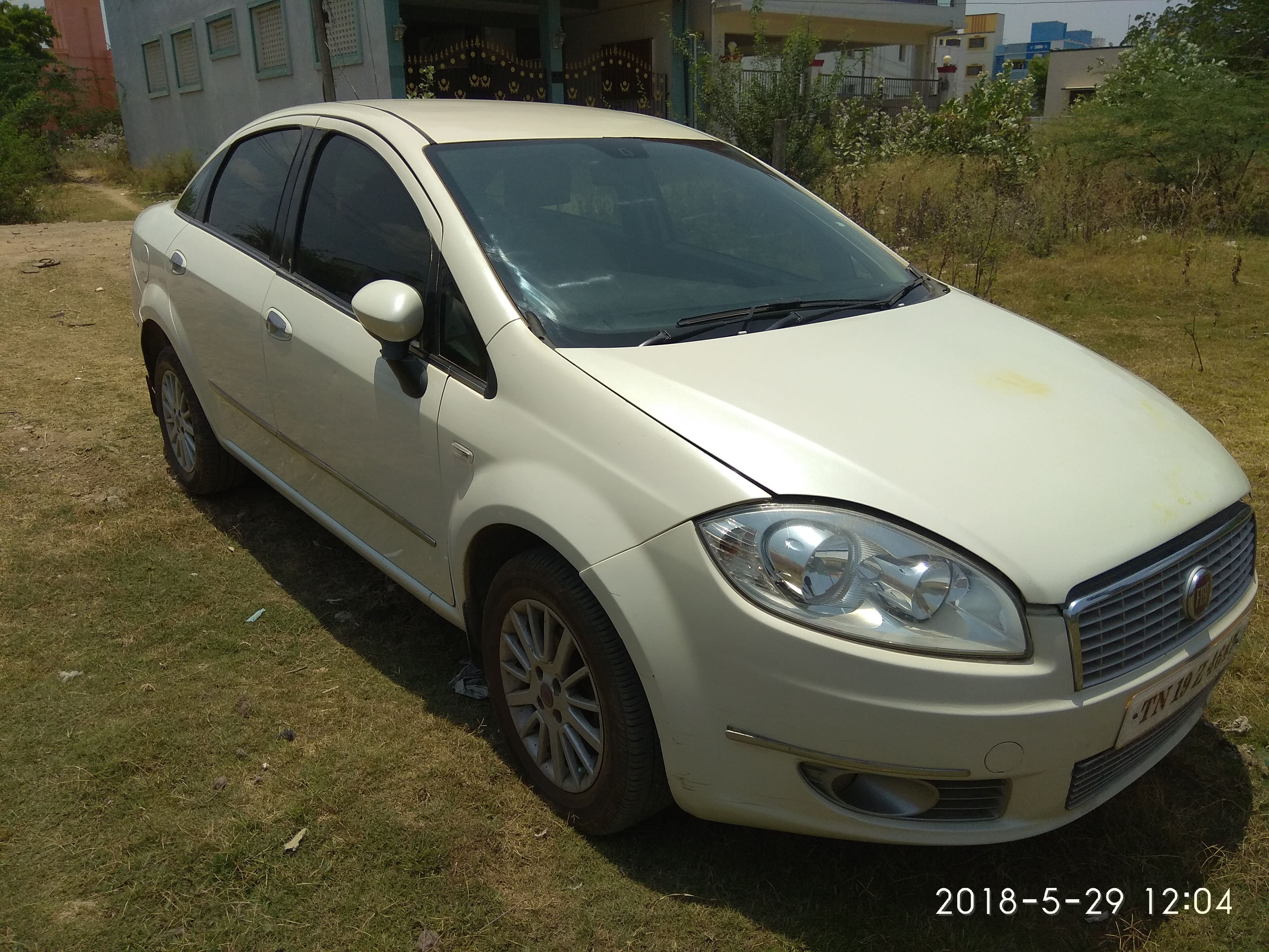 Fiat Linea Power Up 1.3 Emotion
