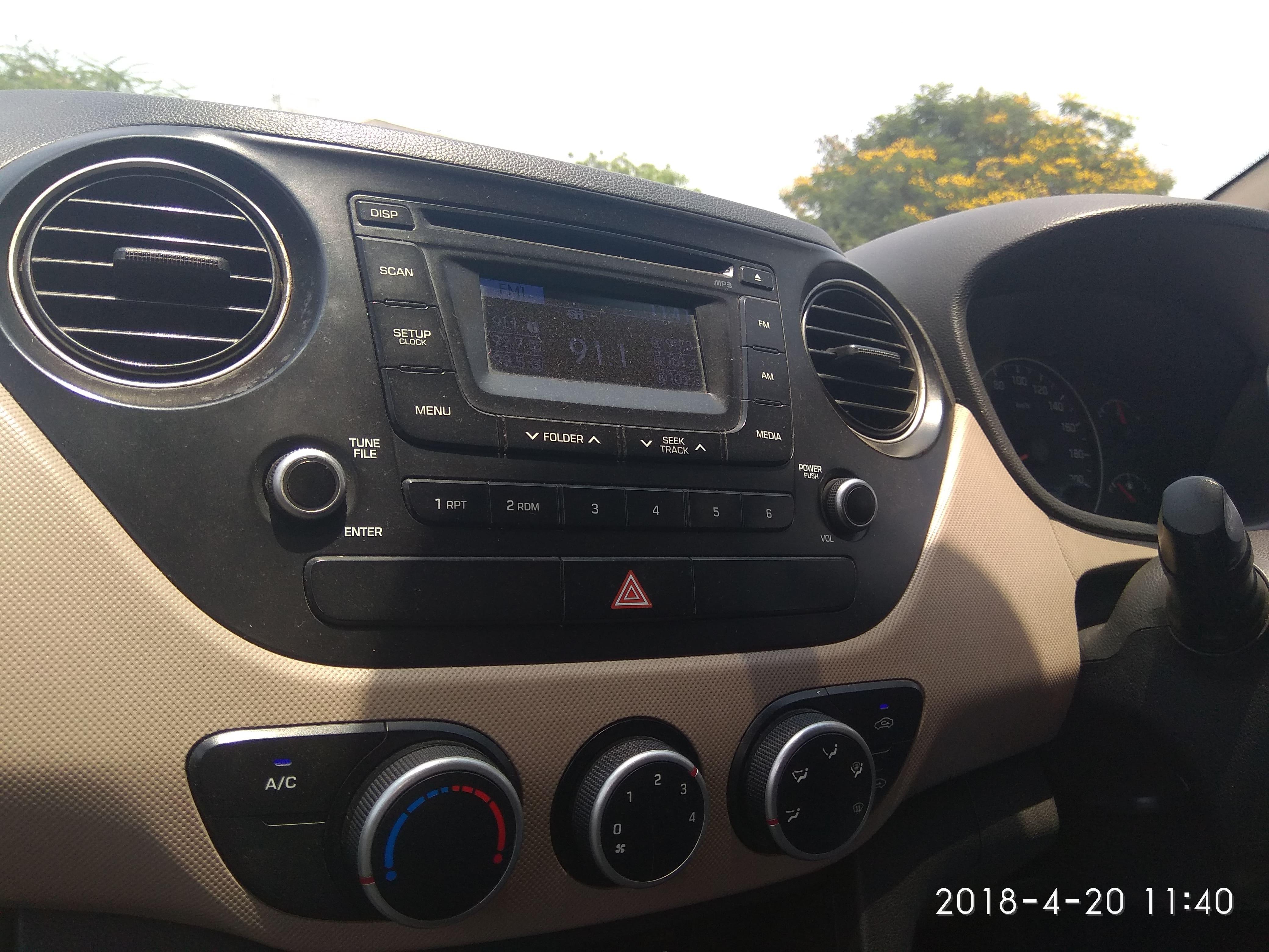 Hyundai Grand i10 2013-2016 CRDi Sportz